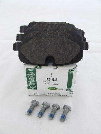 Discovery 3 Rear Brake Pads